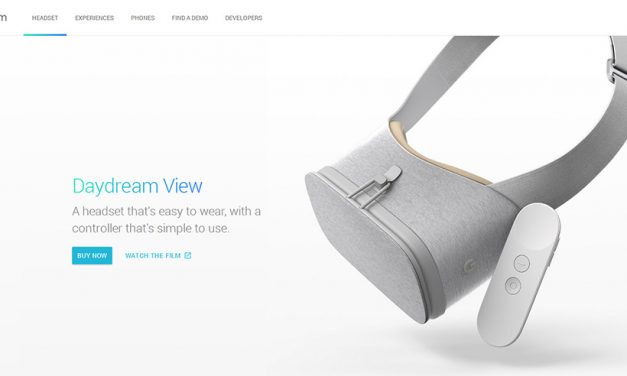 Google Dayream VR