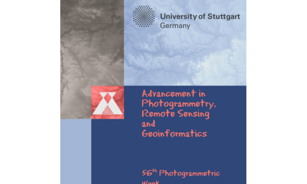 56th Photogrammetric Week in Stuttgart