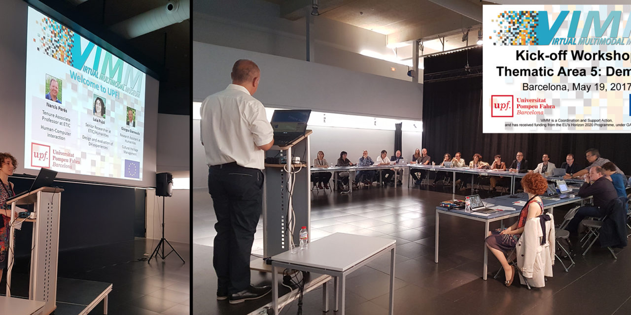 Kick-off Workshop Thematic Area 5: Demand – Great Success