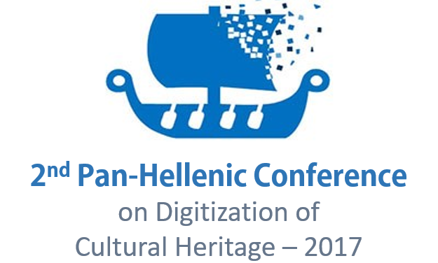 2nd Pan-Hellenic Conference on Digitization of Cultural Heritage – Euromed2017