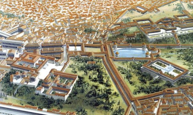 Experiencing the past – Domus Aurea, video/VR, by Altair4, Rome, Italy, 2016