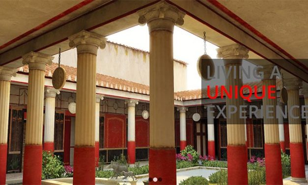 The Virtual Archeological Museum in Naples