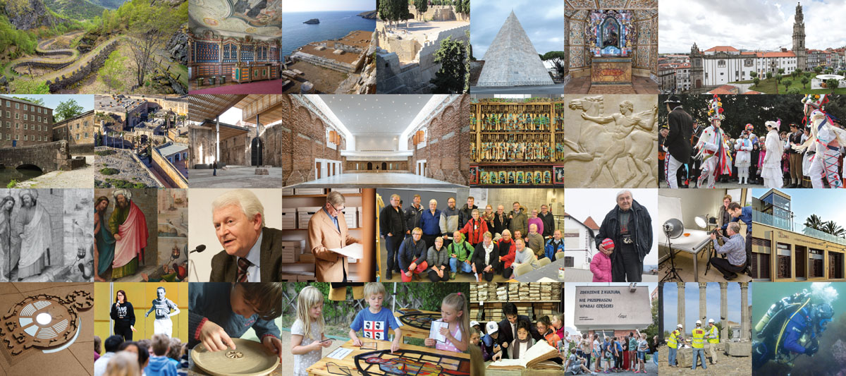 "Europe celbrates the ""state of the art"" in cultural heritage"