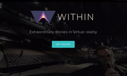 Within: Storytelling for Virtual Reality
