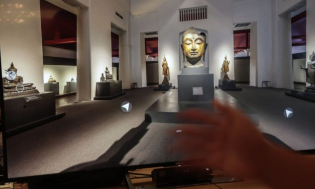 Virtual museums' aim to attract 11 million visitors