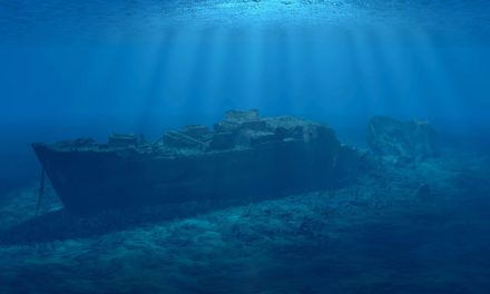 Virtual tour of second world war shipwreck goes online