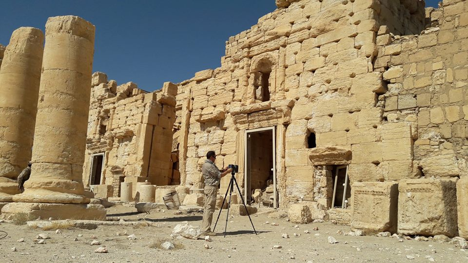 Syria's endangered sites protection and preservation new project