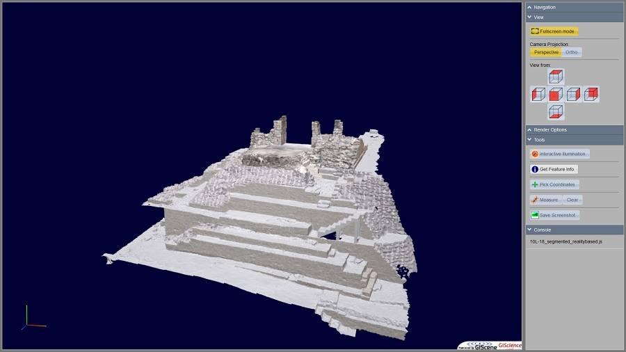 Maya Arch 3D