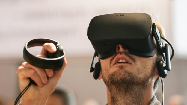 Tech Tent: Should reality be virtual or augmented?