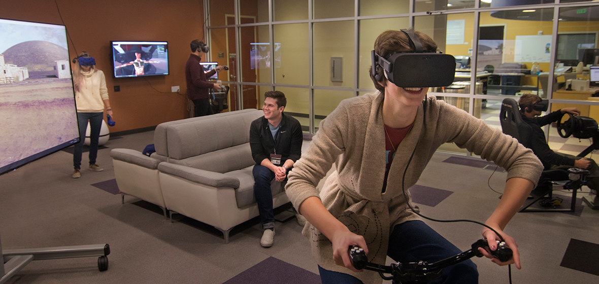 @Reality, a virtual reality + augmented reality studio, to open at Mathewson-IGT Knowledge Center