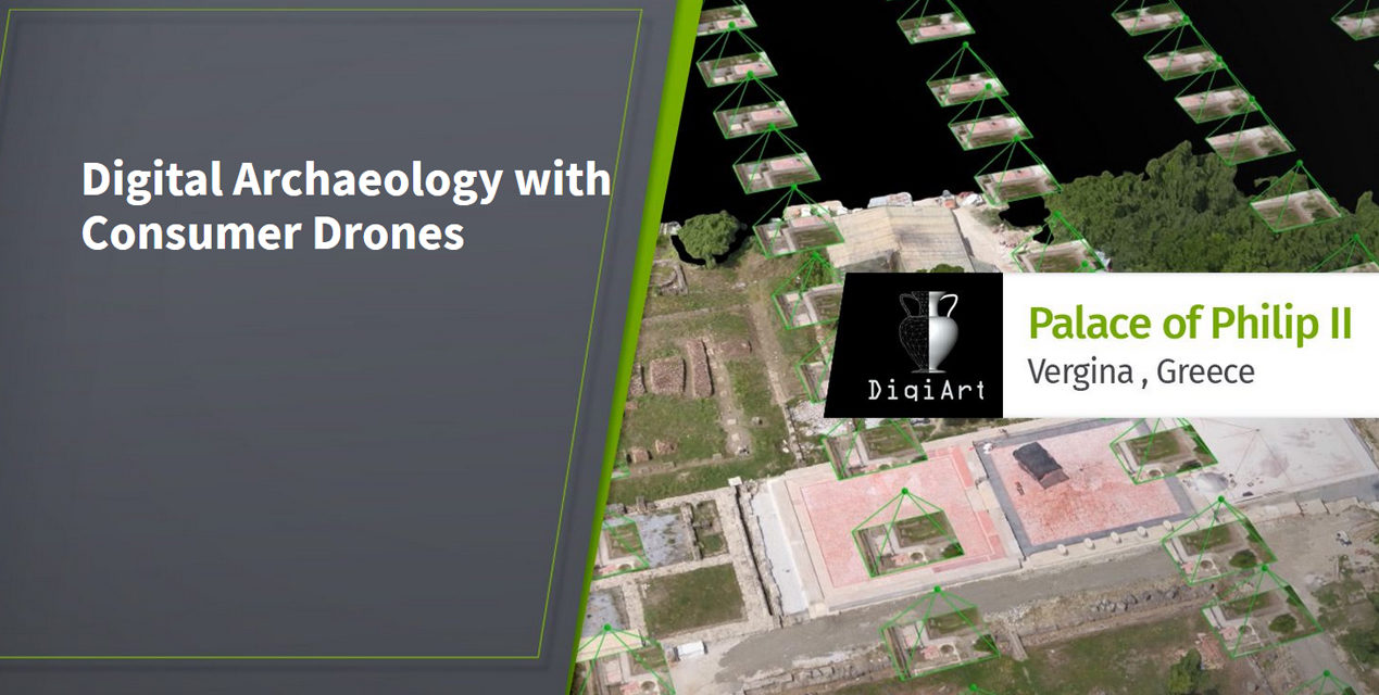 Archaeology with Consumer Drones