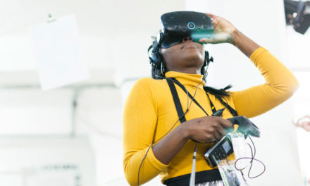 Brighton opens virtual reality lab to theatre companies
