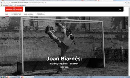 Terrassa's archive virtual exhibition