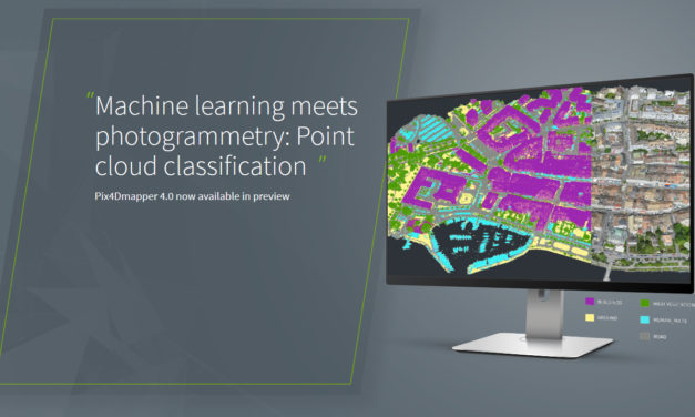 Machine learning meets photogrammetry