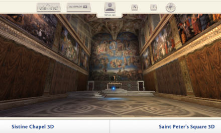 Vatican 3D Virtual Tours