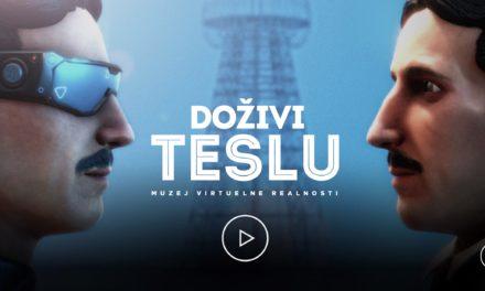 Experience Tesla: Virtual Reality Museum