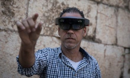 Museum meets virtual reality at Tower of David's new Innovation Lab