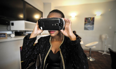 Virtual Reality Makes Real Gains Across Africa