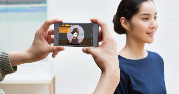 Sony unveils Xperia phones with 3D scanning and native export to Sketchfab