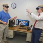 Taming the Hairy Ball: WPI Computer Scientists Use Mixed Reality to Visualize Complex Biological Networks