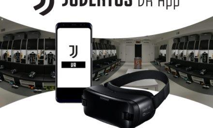 Italian Soccer Giant Juventus Unveils Virtual Reality App