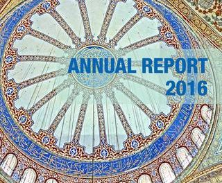 ICOMOS Annual Report 2016