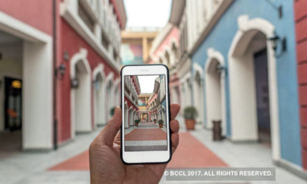 Start-ups use AR to help people get a glimpse of Bengaluru's history