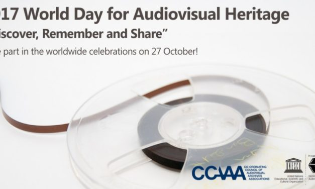 World Day for Audiovisual Heritage 2017