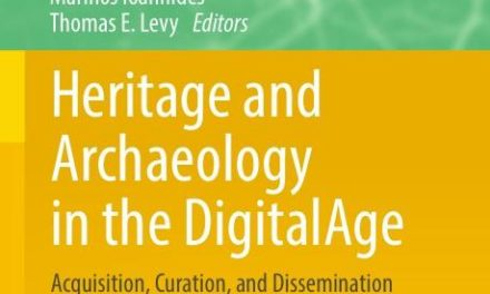 Heritage and Archaeology in the DigitalAge