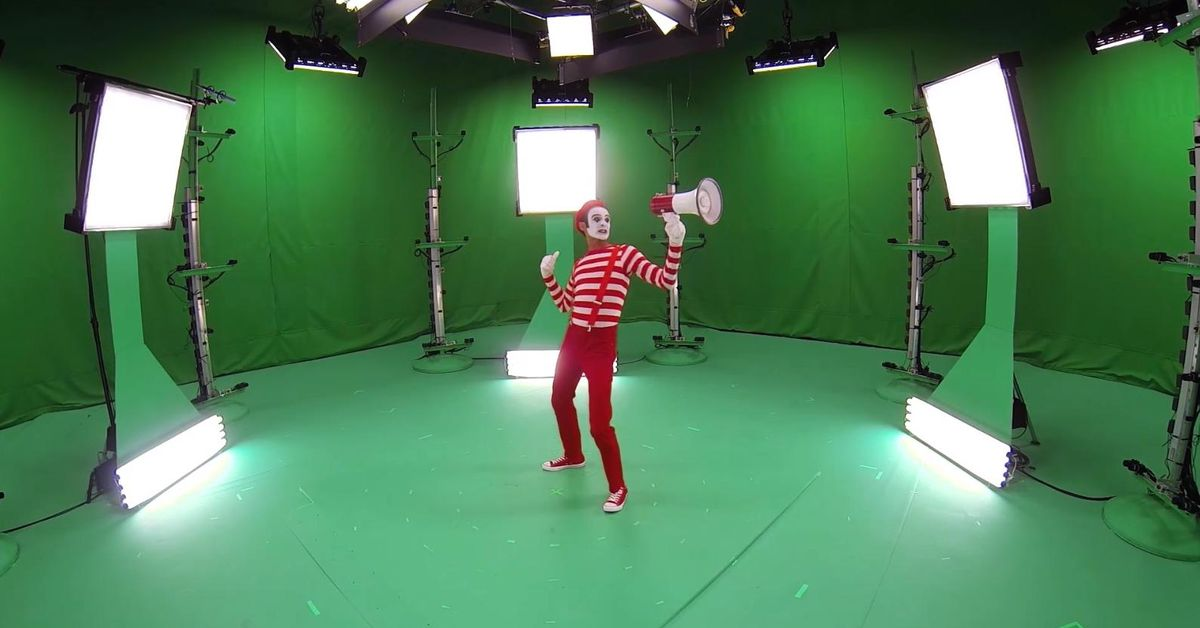 Microsoft's new studios create Mixed Reality holograms