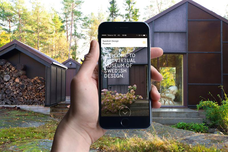 Sweden Opens Its First Virtual Design Museum