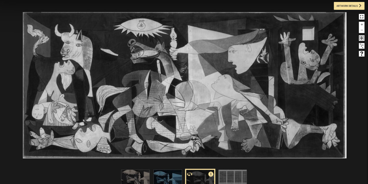 Rethinking Guernica