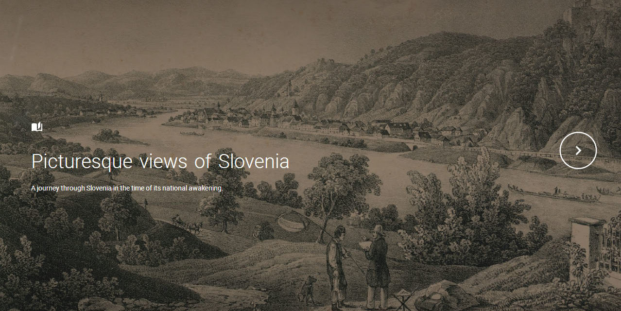 Picturesque views of Slovenia