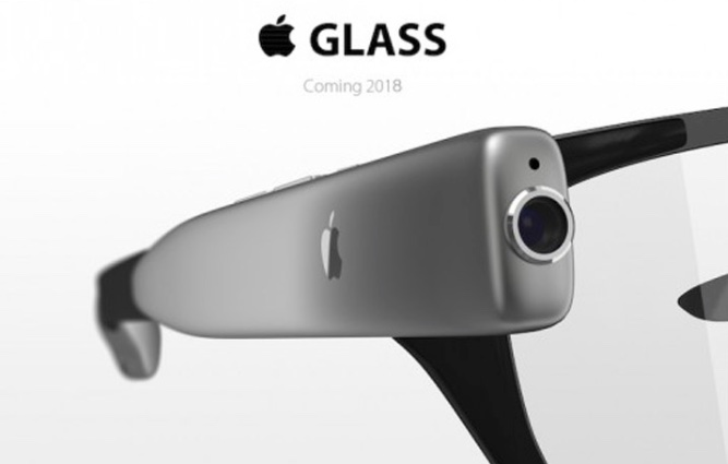 Apple's AR Headset Coming with New OS