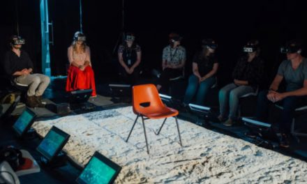 City of Culture: Virtual reality theatre that dives into new experience