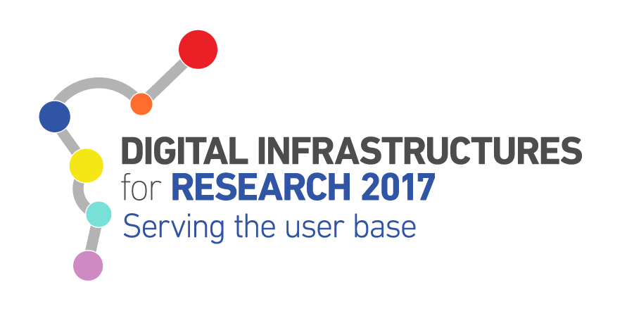 DIGITAL INFRASTRUCTURES for RESEARCH 2017