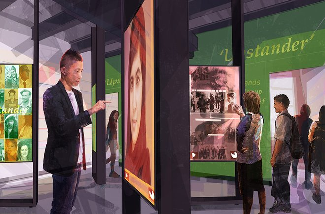 Interact with Holocaust survivors via unique virtual experience at Illinois Holocaust Museum