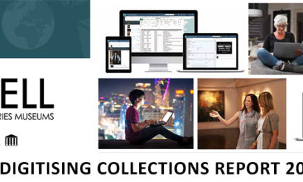 AXIELL ALM | DIGITISING COLLECTIONS REPORT 2017