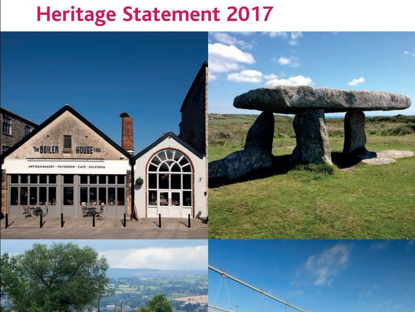 The Heritage Statement 2017
