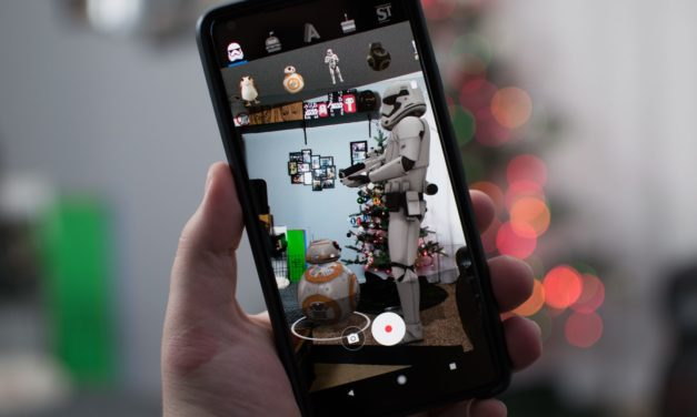 New AR stickers from Google: An innovation in the field of augmented reality