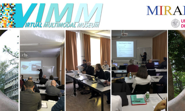 "WORKSHOP THEMATIC AREA 6: ""Discovery"" – successful meeting"