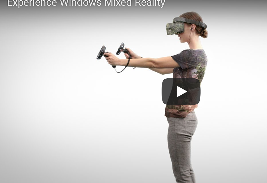 Windows Mixed Reality gets real with SteamVR support