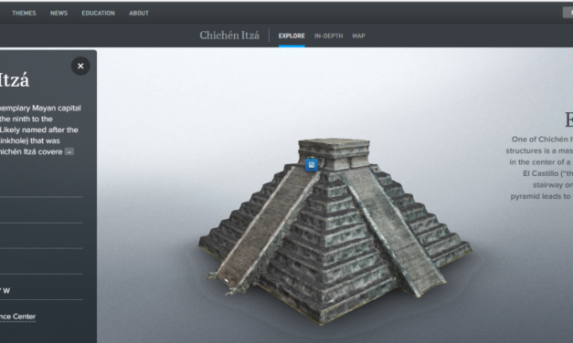 CyArk 500 Challenge: digital preservation of top archaeologic sites