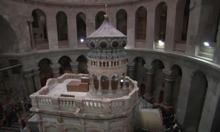 1700 Jahre alt? Neue Erkenntnisse über Jesus-Grab