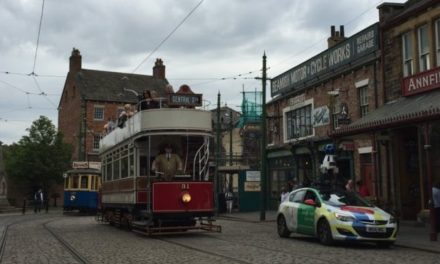 Google captures virtual history of Beamish Museum