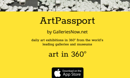 ArtPassport – daily art exhibitions in 360