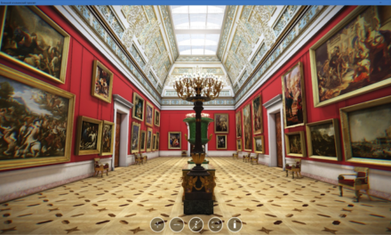 Innovative Virtual Reality Projects at the Hermitage Museum