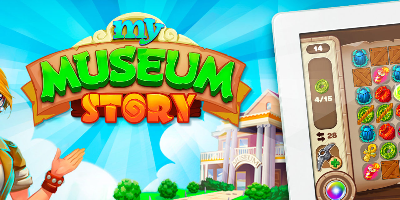 Cultural Heritage Gaming: My Museum Story – manage your own Museum