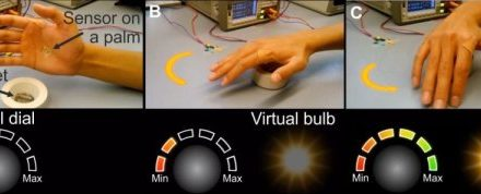 Virtual reality goes magnetic