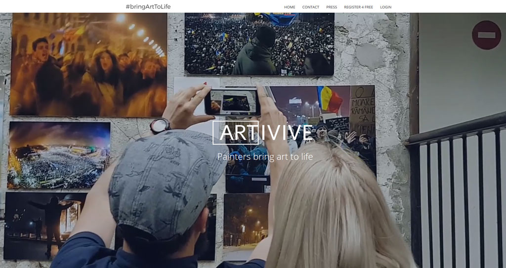 ARTIVIVE: Bring Art to Life